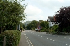 Tor from Bere Lane