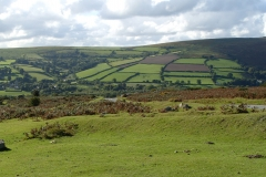 Widecombe Hill